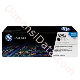 Jual Toner Cartridge HP Black Original LaserJet 825A [CB390A]